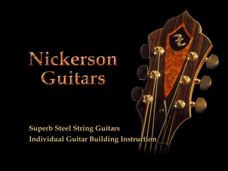 Nickerson Guitars background